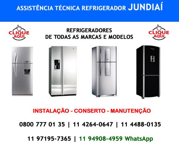 Assistência técnica refrigerador Jundiaí