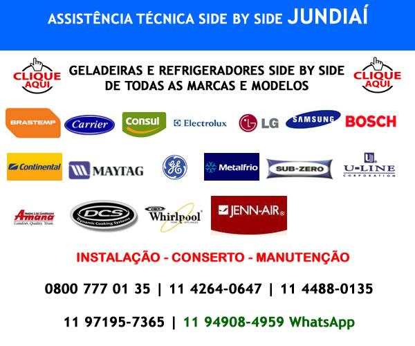 Assistência técnica side by side Jundiaí